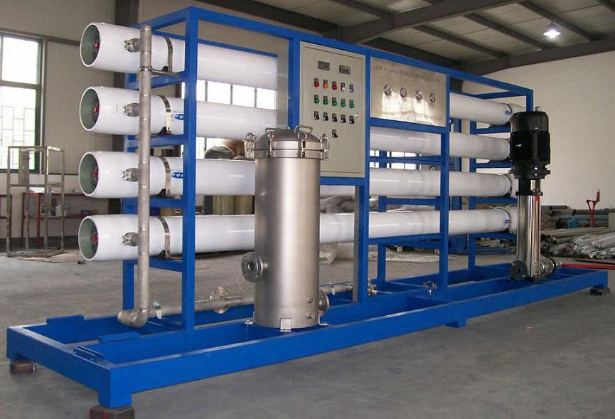 9T/H工业用水水处理设备